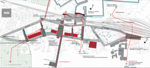 Visionsplan for Struer centrum